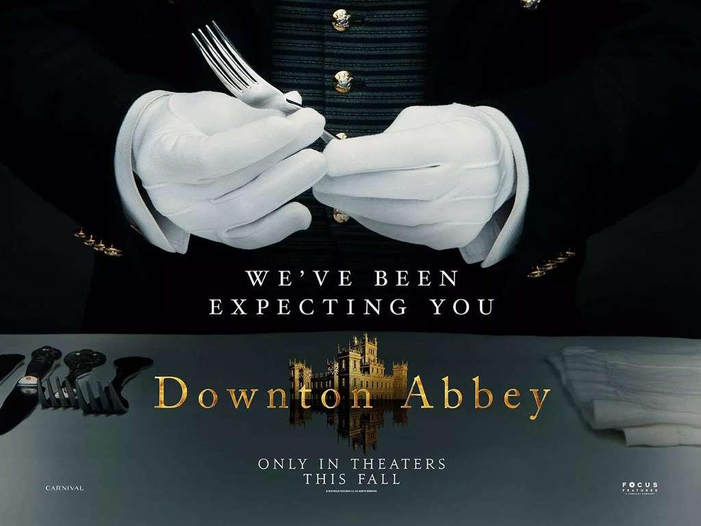 Ο Πύργος του Downton (Downton Abbey) Quad Poster Πόστερ