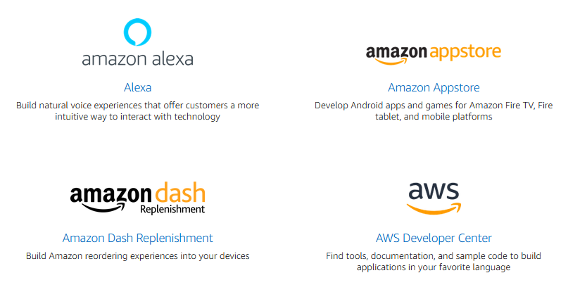 Amazon Developer Services and Technologies