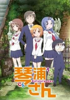 Kotoura-san's Cover Image