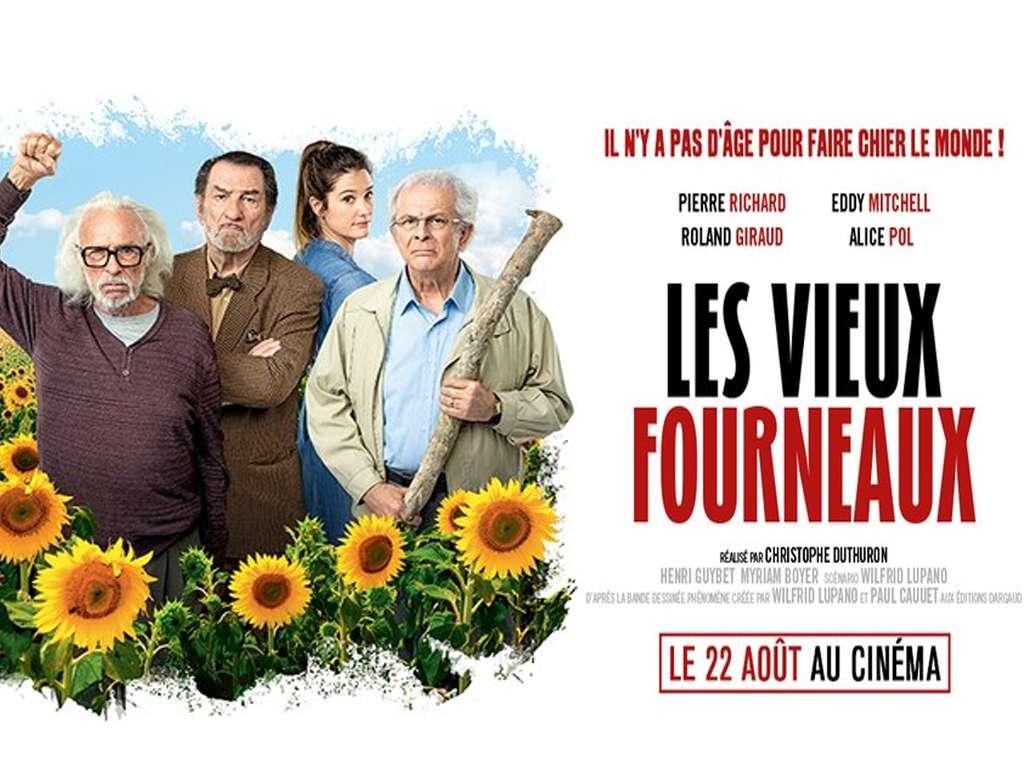 Νέοι Είστε και Φαίνεσθε (Les Vieux Fourneaux) Movie