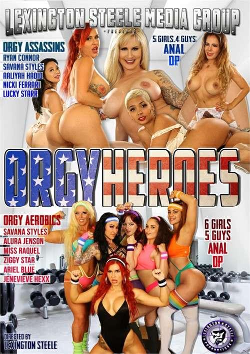 Оргии Героев | Orgy Heroes