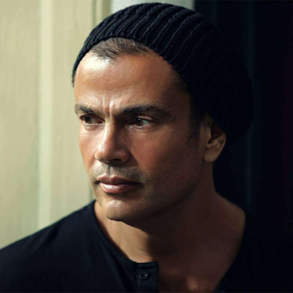 كليب عمرو دياب معاك قلبي