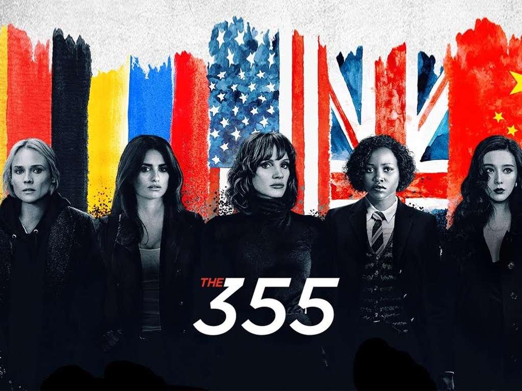 The 355 Movie