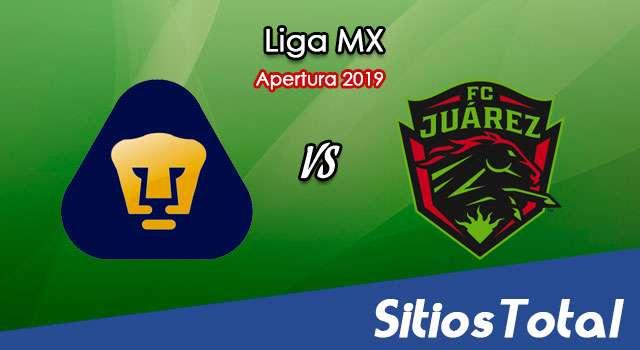 Ver Pumas vs FC Juarez en Vivo – Apertura 2019 de la Liga MX