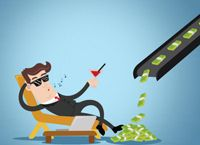 Пассивный доход - вложение в интернете