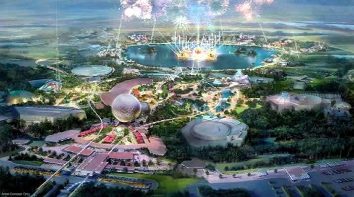 Historic transformation of EPCOT continues at Walt Disney World Resort