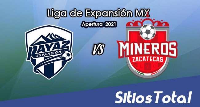 Raya2 vs Mineros de Zacatecas en Vivo – Canal de TV, Fecha, Horario, MxM, Resultado – J9 de Apertura 2021 de la  Liga de Expansión MX