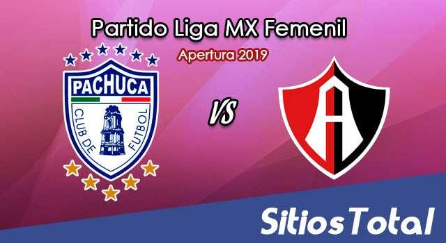 Ver Pachuca vs Atlas en Vivo – Liga MX Femenil – Apertura 2019 – Lunes 16 de Septiembre del 2019