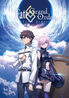 Fate/Grand Order: First Order's Cover Image