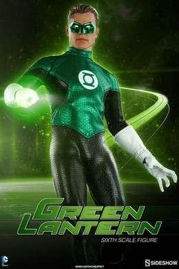 Green Larntern