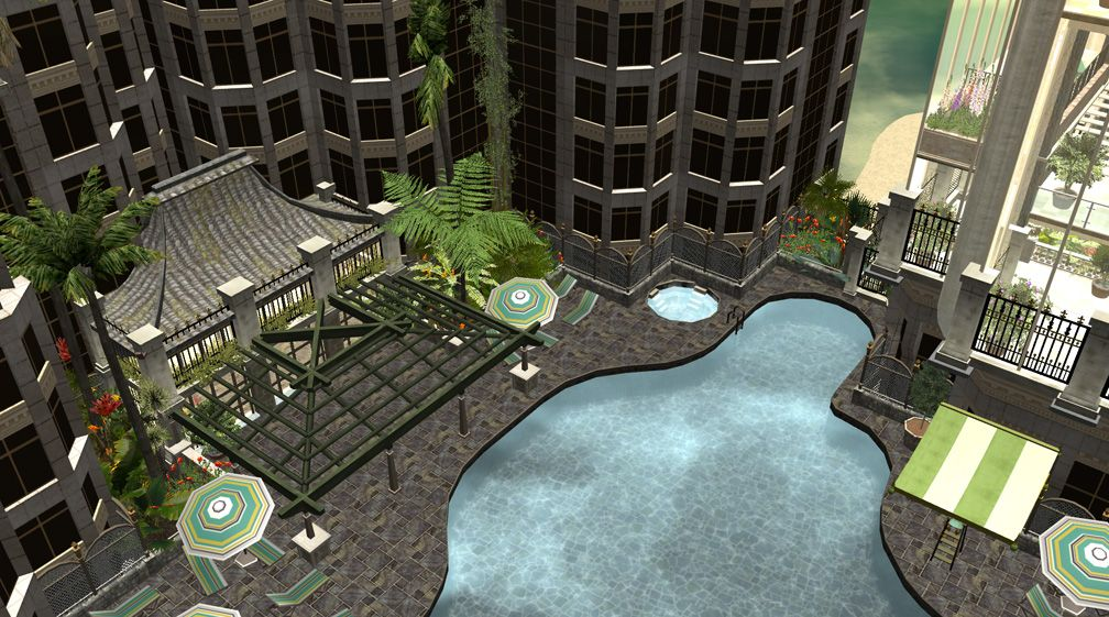 Image 02 - How To's: Suspended Pools and Guest Access Options