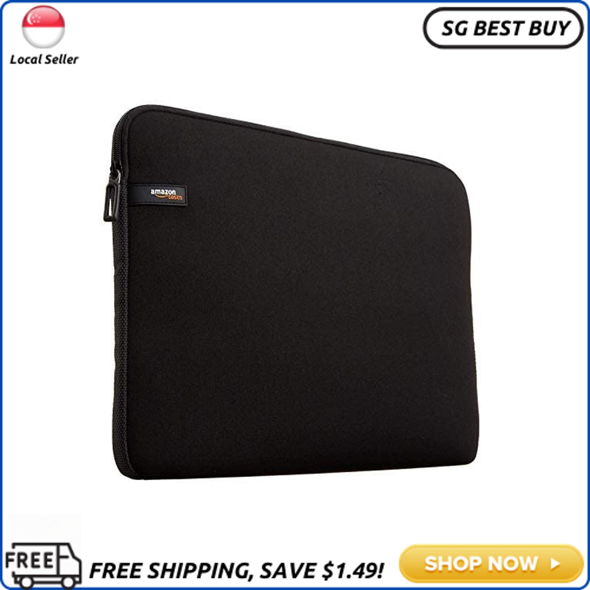 (SG SELLER - PACK OF 2) AmazonBasics 11.6 Laptop Sleeve
