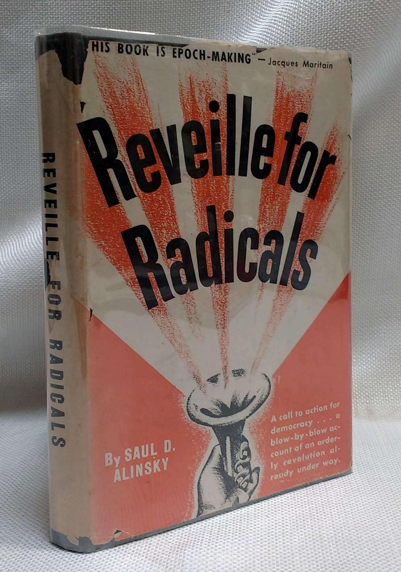 Reveille for Radicals, Alinsky, Saul D.