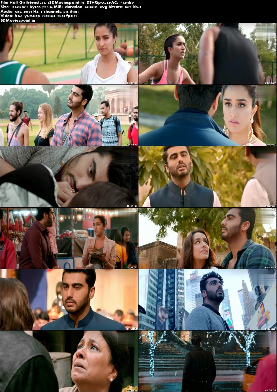 Screen Shots Half Girlfriend 2017 Full Movie Download In HD Pre DVDRip