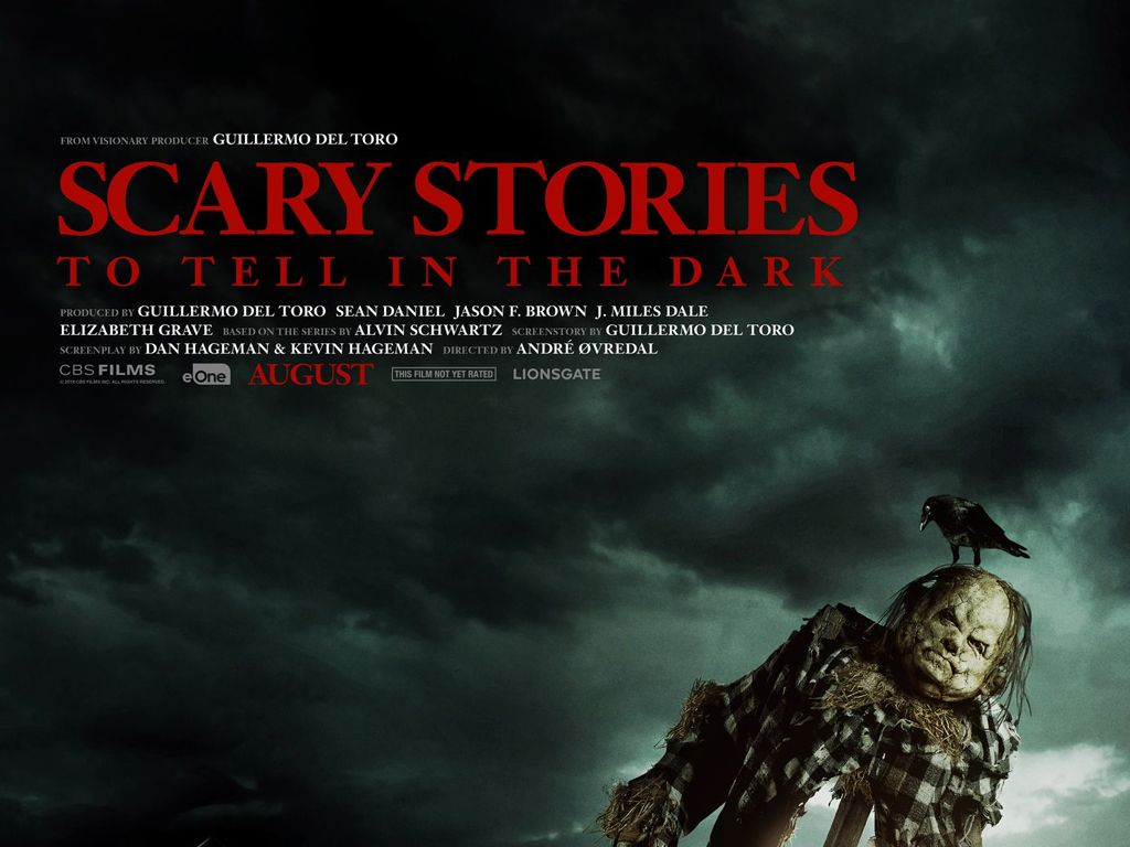 Τρομακτικές Ιστορίες στο Σκοτάδι (Scary Stories To Tell In The Dark) - Trailer / Τρέιλερ Movie