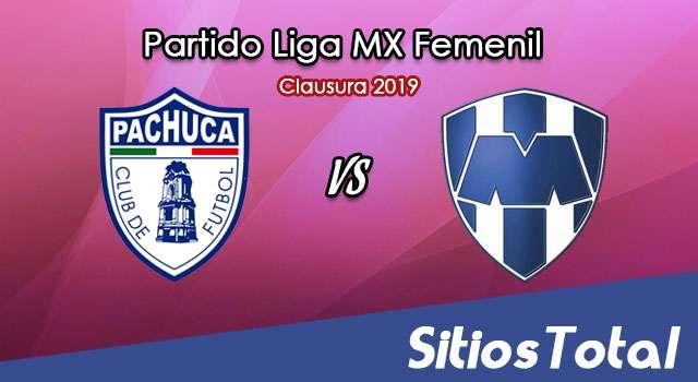 Ver Pachuca vs Monterrey en Vivo – Semifinales – Partido de ida – Liga MX Femenil – Clausura 2019 – Viernes 3 de Mayo del 2019