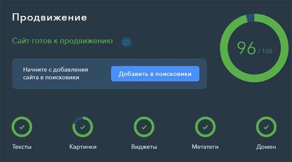 uKit - современный конструктор бизнес-сайтов