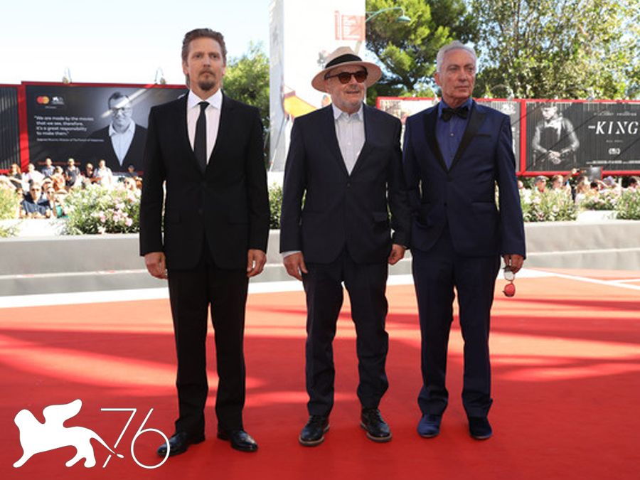 The Painted Bird Venice Film Festival 2019