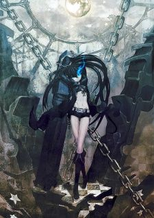 Black★Rock Shooter's Cover Image