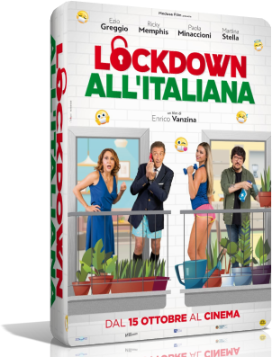 Lockdown All'Italiana (2020).mkv iTALiAN MD TELESYNC ODS