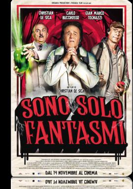 Sono Solo Fantasmi (2019).mkv MD AC3 720p HDTS - iTA