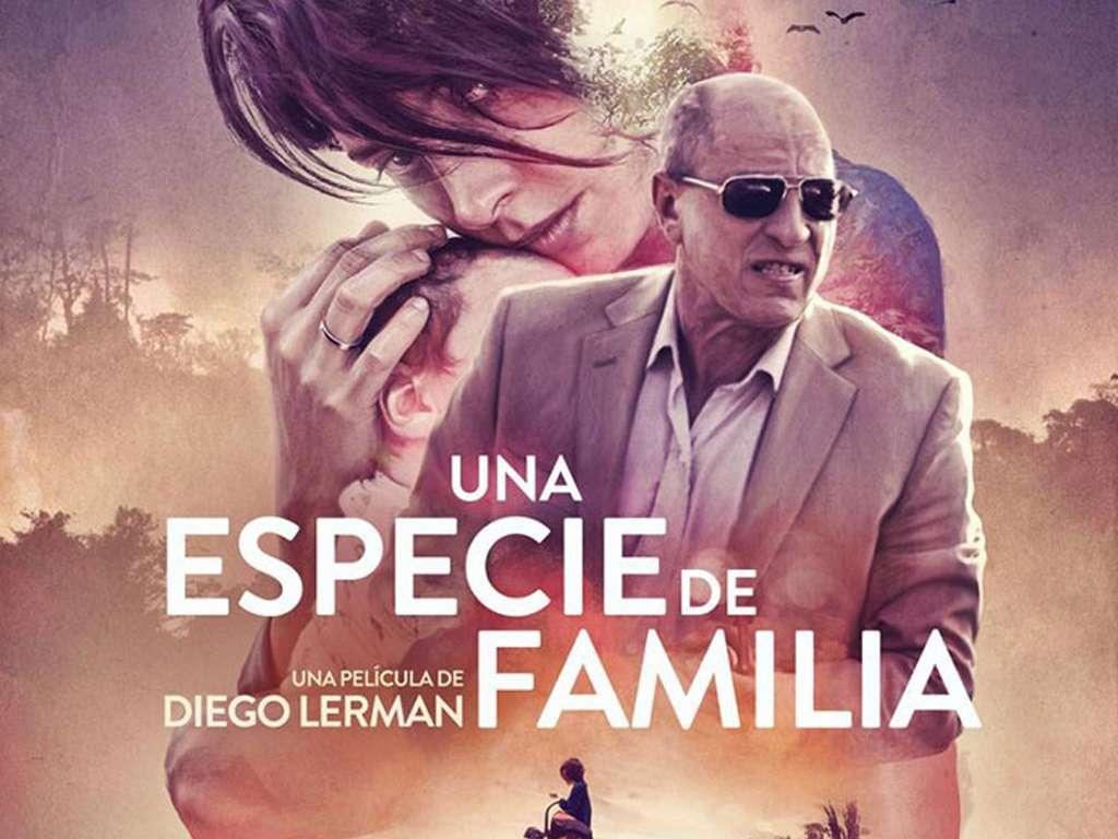 Μία Ιδιαίτερη Οικογένεια (Una Especie de Familia) Quad Poster Πόστερ