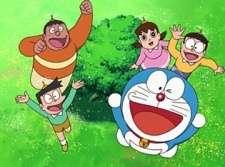 Doraemon: It's Summer!'s Cover Image
