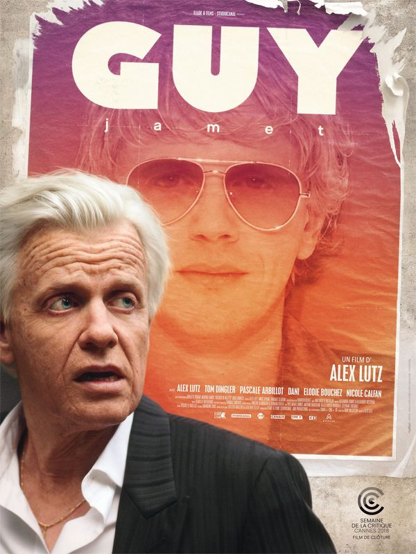 Guy GUY JAMET, Ο ΘΡΥΛΟΣ Poster