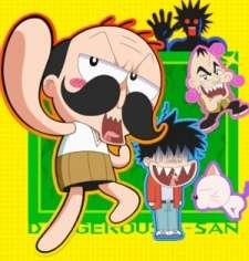 Zettai Zetsumei Dangerous Jiisan (2004)'s Cover Image