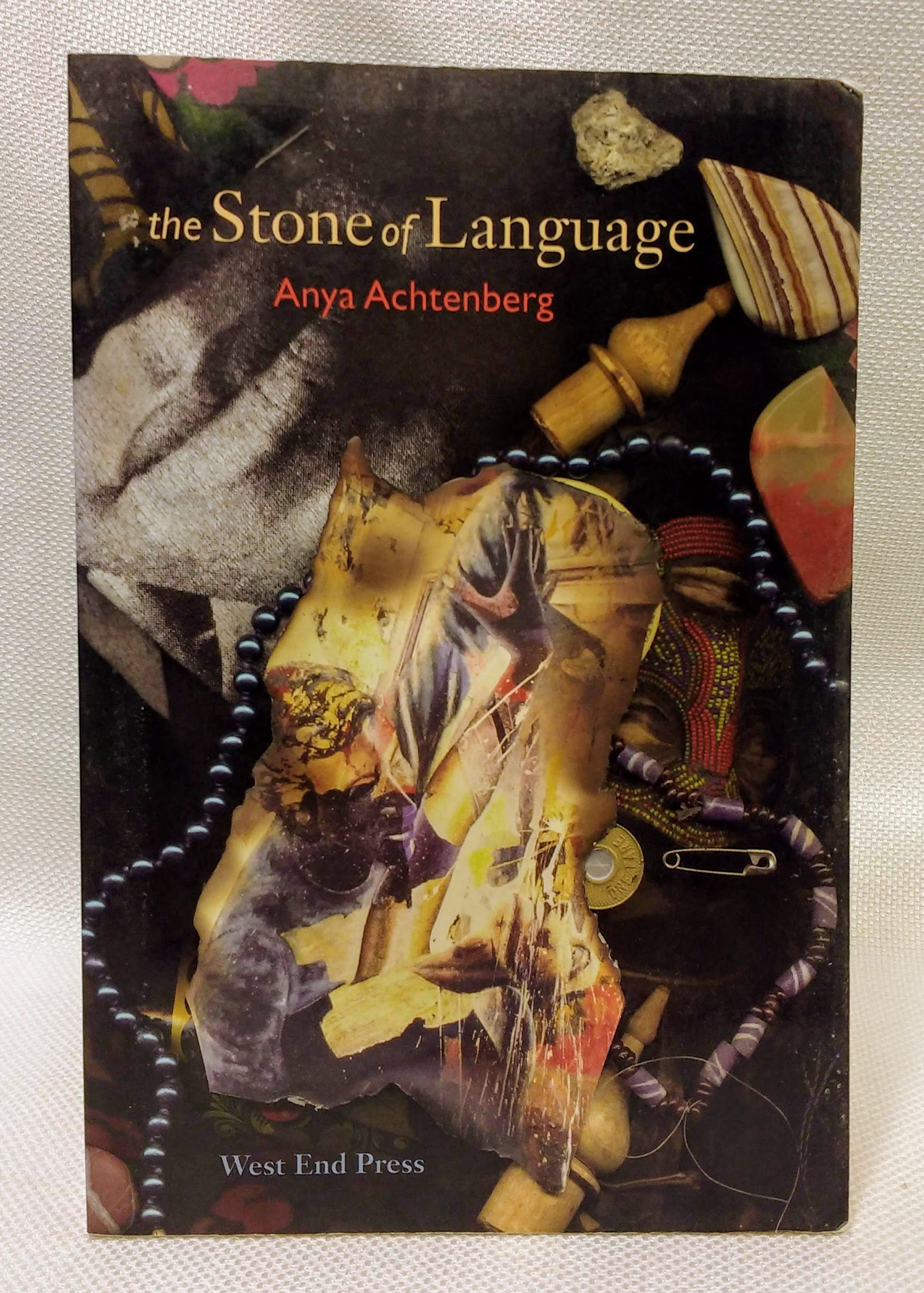 Image for The Stone of Language