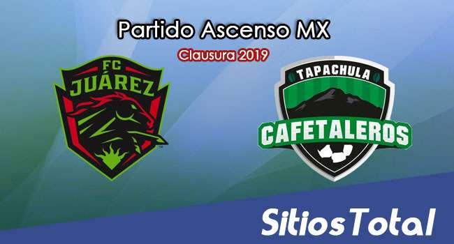 Ver FC Juarez vs Cafetaleros de Tapachula en Vivo – Ascenso MX en su Torneo de Clausura 2019