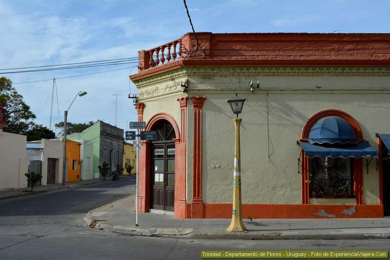 trinidad flores uruguay