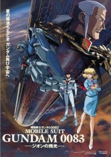 Mobile Suit Gundam 0083: The Fading Light of Zeon's Cover Image