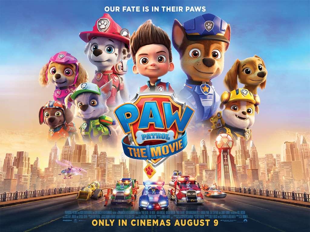 Paw Patrol: Η Ταινία (Paw Patrol: The Movie) - Trailer / Τρέιλερ Movie