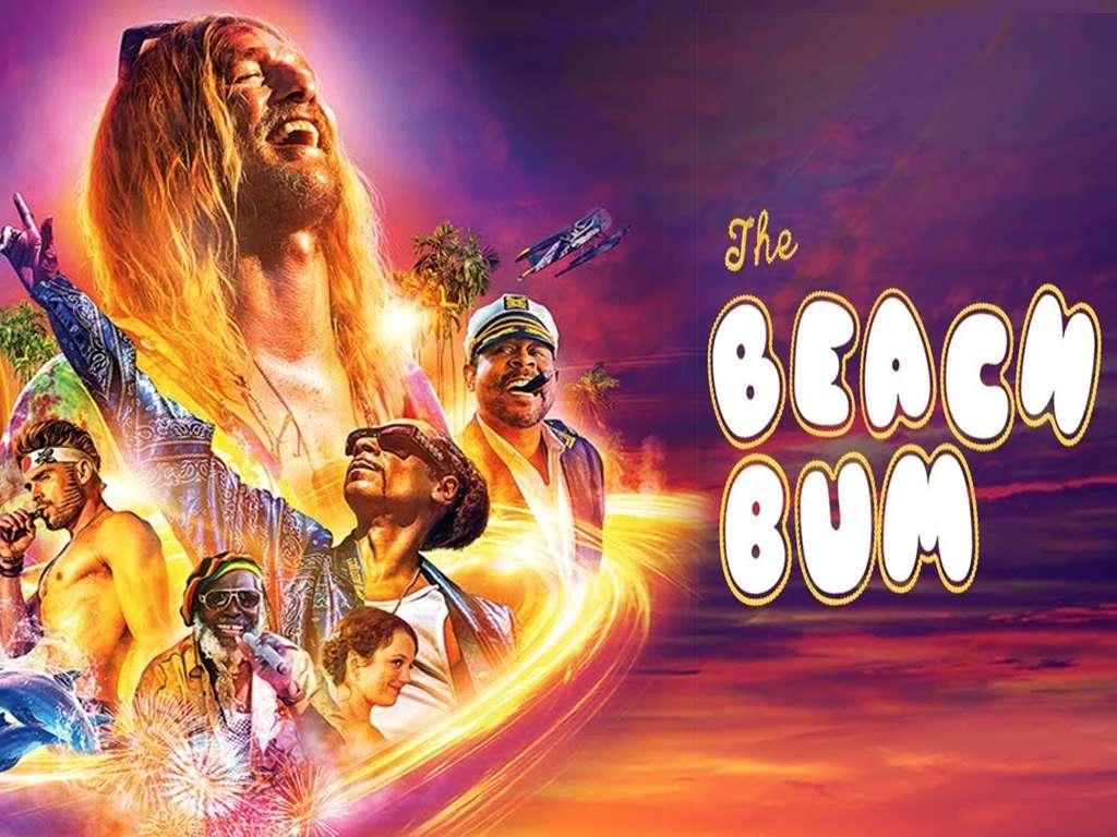 Ο Παραλίας (The Beach Bum) Quad Poster Πόστερ