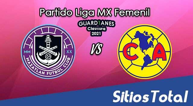 Mazatlán FC vs América en Vivo – Transmisión por TV, Fecha, Horario, MxM, Resultado – J3 de Guardianes 2021 de la Liga MX Femenil