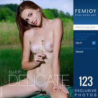 Fem Joy - 2019-10-24 - Elle P. - Delicate - By Marsel 123 3334X5000