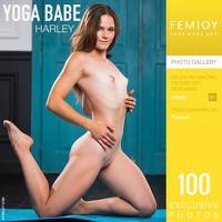 Fem Joy - 2019-10-21 - Harley - Yoga Babe - By Pazyuk 100 3337X5000