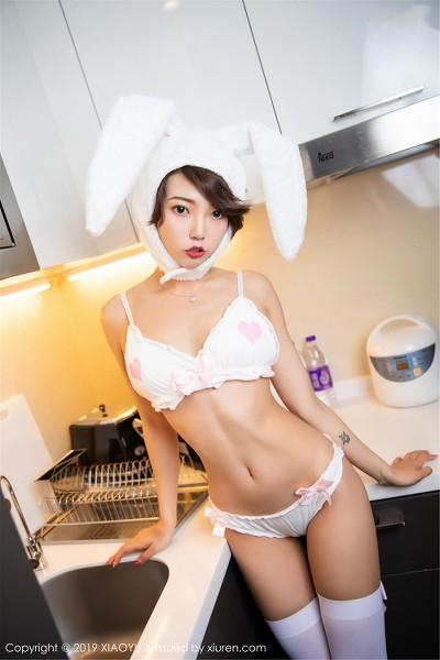 语画界XIAOYU 2019.07.30 VOL.121 冯木木LRIS [65+1P-237.3M]