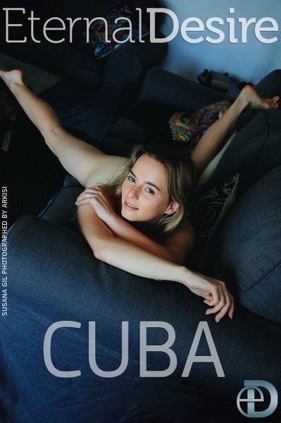 2019-06-03 - Susana Gil - Cuba - By Arkisi