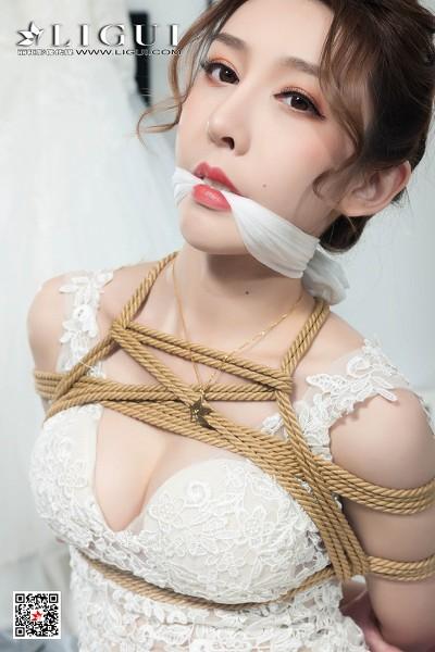 Ligui丽柜 2019.05.31 紧缚新娘之兔宝贝
