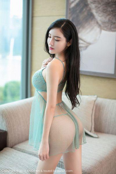 XINGYAN 星颜社 2018.06.28 VOL.067 何晨曦