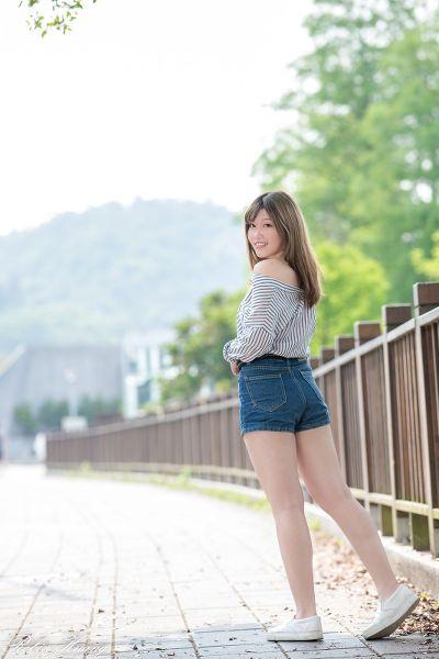 台湾外拍 2018-04-14 Yuna Tang(棠棠) 大湖公園 & 實踐大學