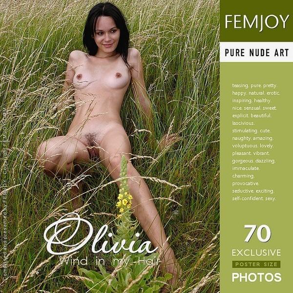 FemJoy Fem Joy - 2008-02-03 - Olivia - Wind In My Hair - By Valery Anzilov 70 2000X3000