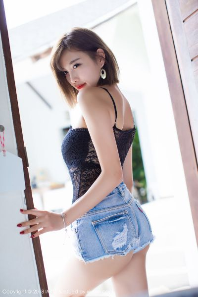 IMISS 爱蜜社 2018.04.11 VOL.228 杨晨晨sugar