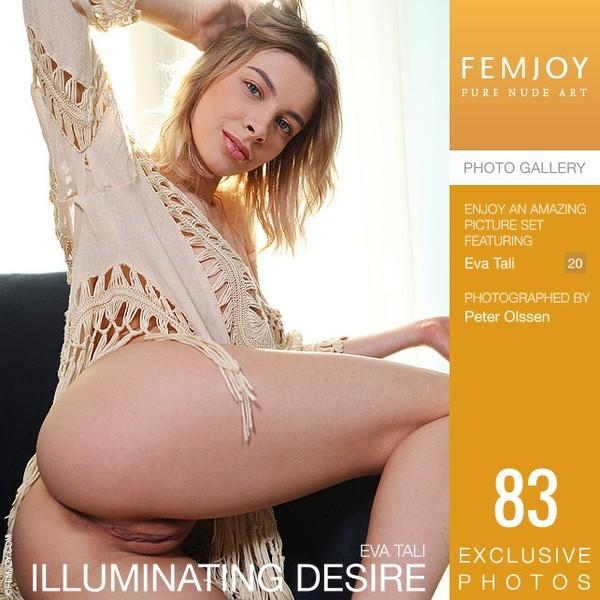 Fem Joy - 2019-10-04 - Eva Tali - Illuminating Desire - By Peter Olssen 83 3334X5000