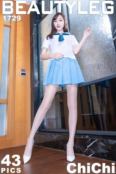 腿模Beautyleg 2019.02.22 No.1729 ChiChi