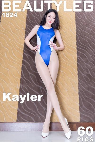 腿模Beautyleg 2019.09.27 美腿写真 No.1824 Kaylar