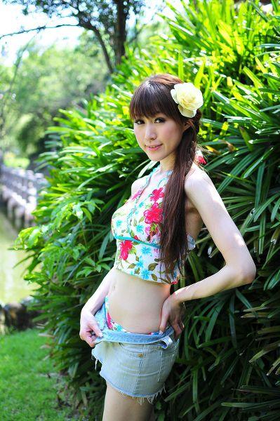 Pinky@雙溪公園