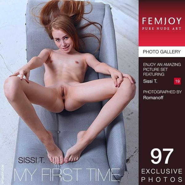 Fem Joy - 2016-12-28 - Sissi T. - My First Time - By Romanoff 97 3334X5000